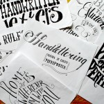 workshop handlettering